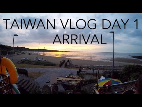 Taiwan Vlog - Welcome to sunny side up!