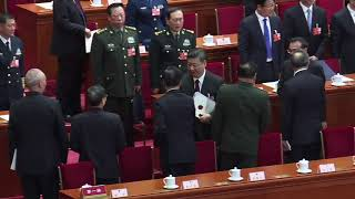 Xi reappointed as China's president with no term limits