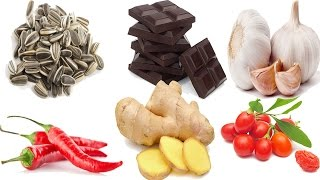 Top 10 Food That Improve Your Blood Circulation