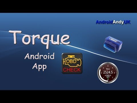 Torque & OBDII Android App Review
