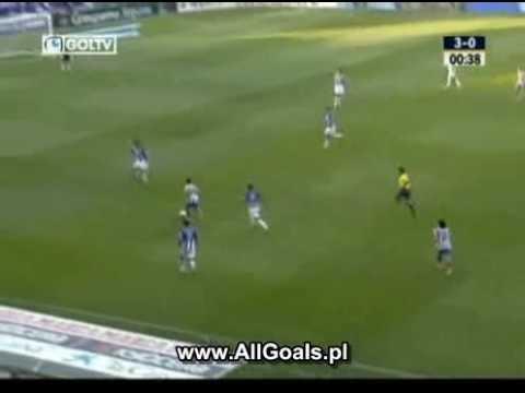 Liga 2009 : J01 : Atletico Madrid - Malaga : 4-0