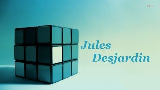 Jules Desjardin Pyraminx First round 4.20 avg. Open Cube Project 2015