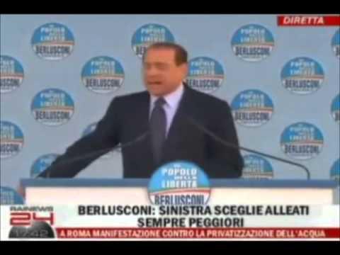 Benigni risponde a Berlusconi su Mussolini… 17 anni prima!