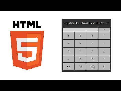 HTML5 App Development Tutorial 1 | Setting up HTML page
