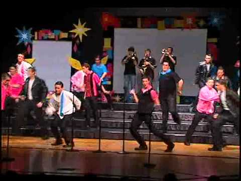 "Zionsville Royalaires 2011 ""All Shook Up Medley"""