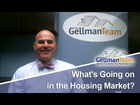 St. Louis Real Estate Agent:  What's going on in the housing market?