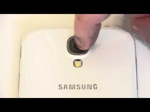 Galaxy S4 Camera Fringing Quick Fix