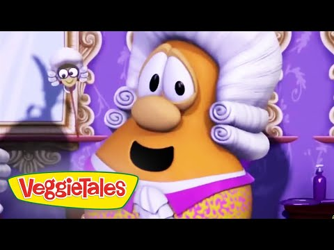 Veggietales   Astonishing Wigs   Silly Songs With Larry Compilation   Cartoons For Kids