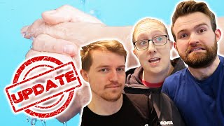Irish People Try Washing Their Hands (Lockdown Update!)