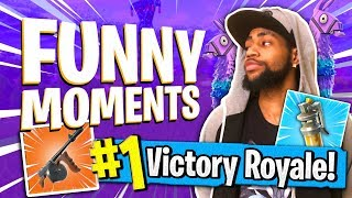 Daquan Funny Moments - TSM Daequan Compilation Fortnite ( funniest moments )