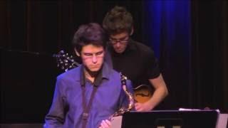 2016 Berklee Five Week Jazz Workshop Final Performance (2pm Group)