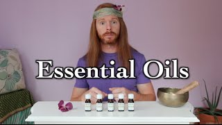 Using Essential Oils - Ultra Spiritual Life episode 33