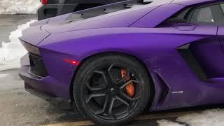 The Stradman's Lamborghini Aventador w/ Frequency Intelligent Exhaust | @thestradman