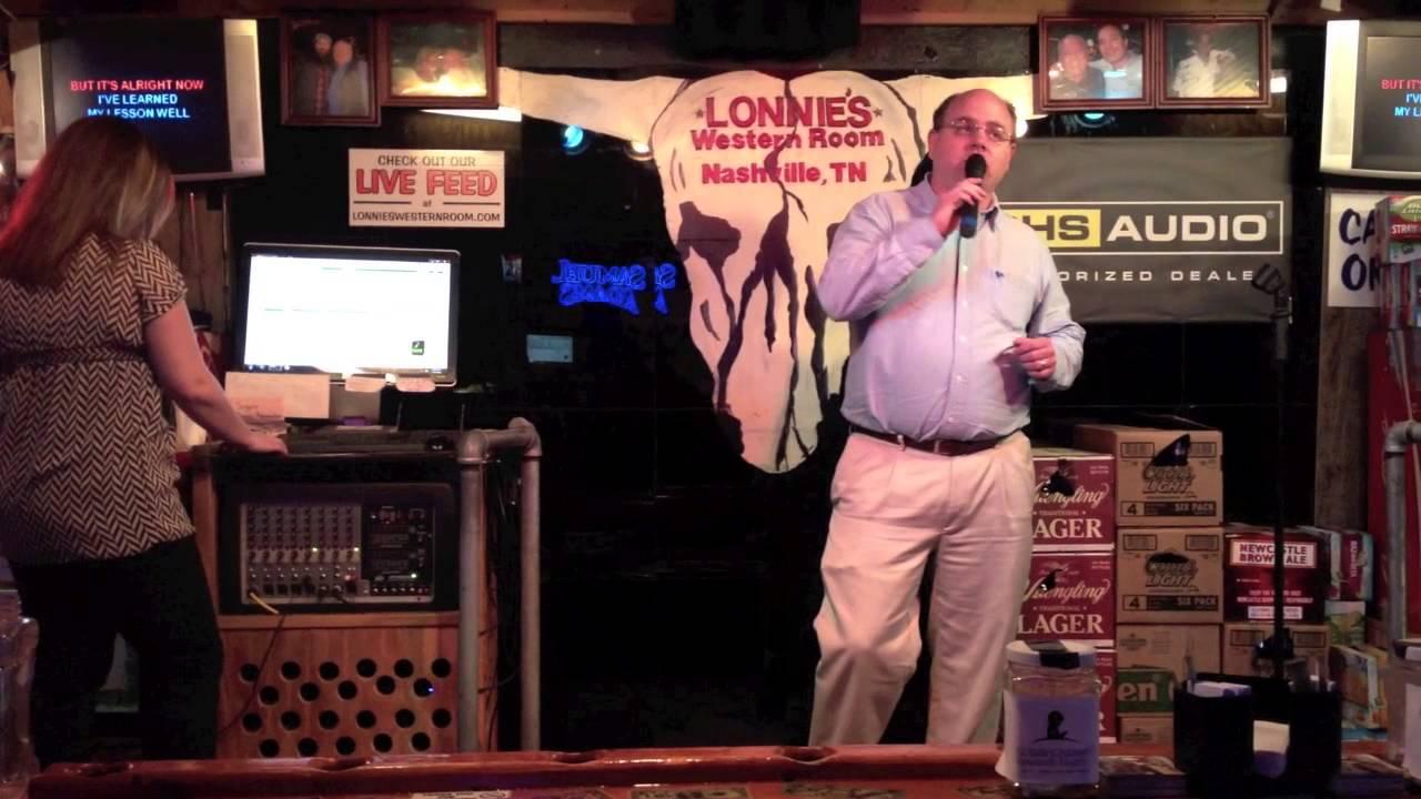 Bob Murphy Sings Ricky Nelson 39 S Garden Party Youtube