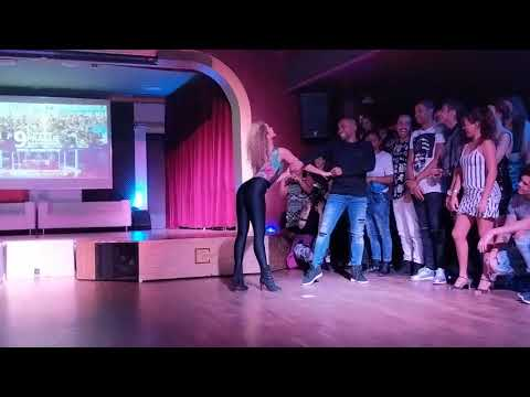 PZC2018 Artists Introductions with Fernanda & Carlos ~ video by Zouk Soul