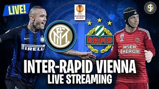 INTERRAPID VIENNA LIVE STREAMING EUROPA LEAGUE 210219 HD