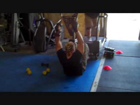 COMBAT STRENGTH AND CONDITIONING CIRCUIT TRAINING Image 1