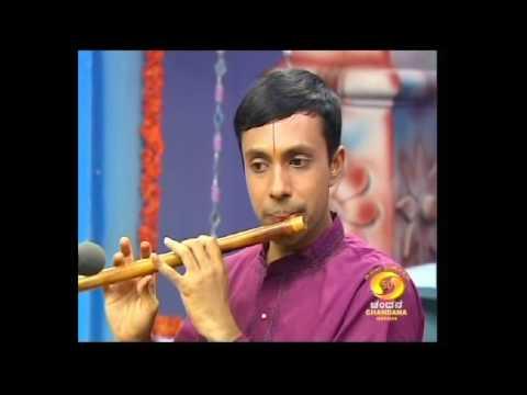 Karnatak Classical Flute-V Vamshidhar-shankarabharana Part 1.avi