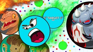Agar.io - AGARIO AMAZING SOLO TACTICS // EPIC SOLO GAMEPLAY (Destroying Teams Solo in Agar.io)