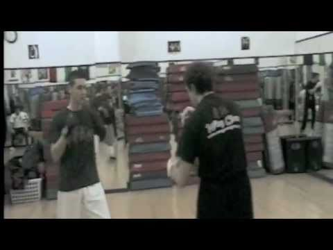 Wing chun sparring vs Karate Image 1