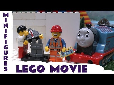 Thomas The Train LEGO MOVIE