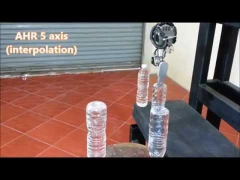หุ่นยนต์ 5แกน , AHR 5 axis