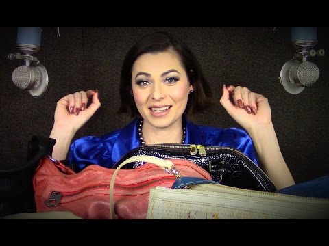 Tingleheads and Fashionistas, I have a special treat for you! This video is Part 1 of my 2 Part HANDBAG EXTRAVAGANZA, where I showcase a jaw-dropping selection of authentic purses by Marc Jacobs,...