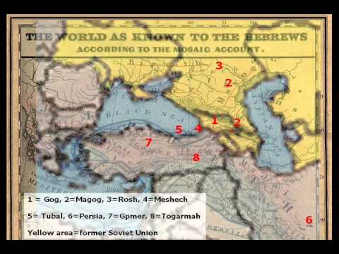 News Brief: Israel Warns Russia... - Gog Magog War Soon!