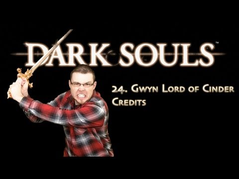 Dark Souls - 24 - Gwyn Lord of Cinder - Credits