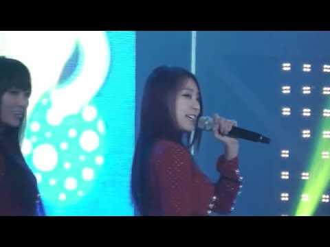 130130 Sistar シスタ Loving U Dasom Hyorin focus ダソム ヒョリン ボラ ソユ