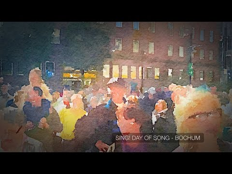 Sing! Day Of Song 2014 - Bochum - Glück Auf (das Steigerlied) video