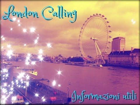 Londra – informazioni utili per visitarla – Le Idee di Berta