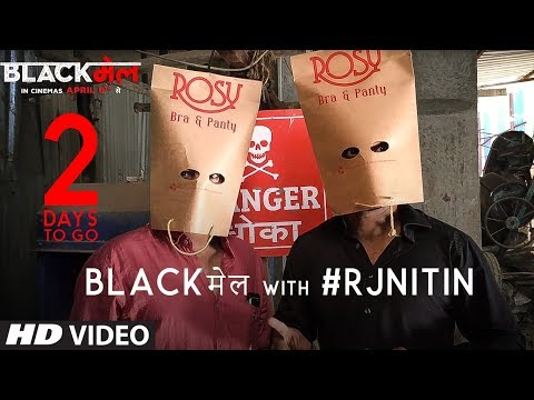 Blackमेल with #RJNitin || Blackमेल Movie ► 2 Days To Go (In Cinemas)