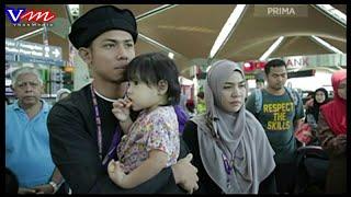 Malaysia Hajj: Diari Haji Nabil - Episode 1 (Jemaah Haji Malaysia 2016)
