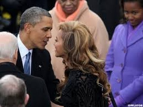 Beyonce and Barack Obama AFFAIR