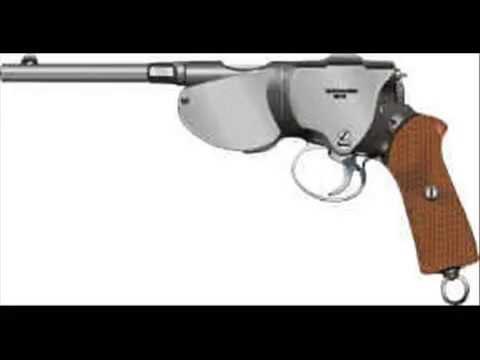 The first Semi-Automatic pistol:Schönberger-laumann Model 1892
