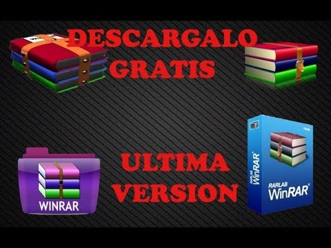 Como Descargar Winrar Ultima Version Full en español 2013 [32/64 bits]