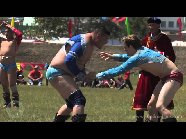 Belly Bump -- Arkhangai Naadam
