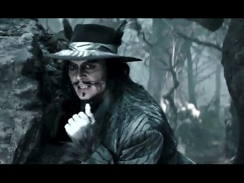 Into The Woods FEATURETTE - Story (2014) Johnny Depp Movie HD