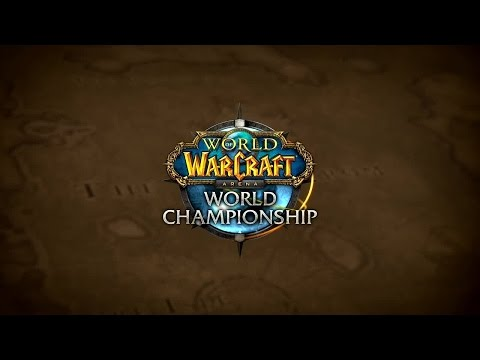 Americas Vs. Europe - Exhibition Match - WoW Arena World Championship 2015