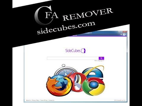Remover Sidecubes.com