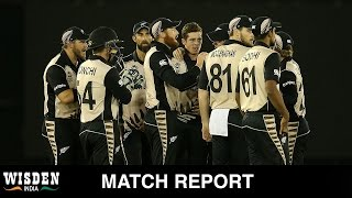 Martin Guptill and the bowlers take New Zealand into semifinals | World T20 | Wisden India