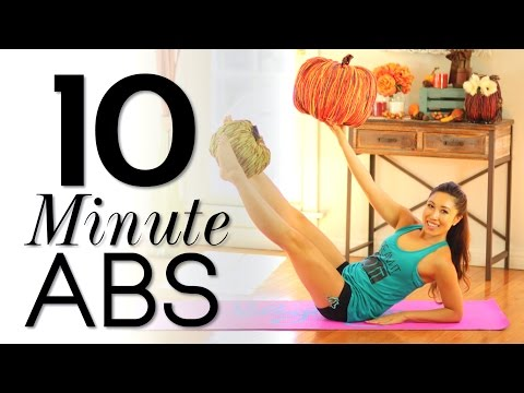 10 Min Ab Sculpting Workout to Blast Belly Fat