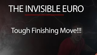The Invisible Euro Step - Tough Finishing Move for Basketball!!!