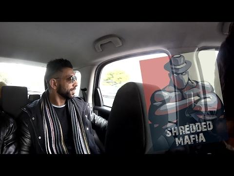 ChestBrah & Shredded Mafia разговоры по дороге в центр.