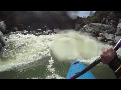 Stephen Wright GoPro on the South Yuba