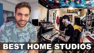 MOST AMAZING HOME STUDIOS