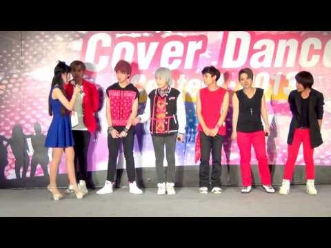 130616 [Talk] Remorseless cover B.A.P @Gateway Ekamai Cover Dance Contest 2013 (Audition)