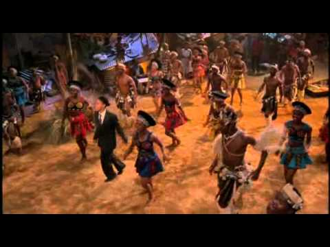 Sarafina (1992) - End Song.avi video