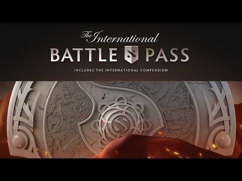 The International 2016 Battle Pass - Компендиум к Ти 2016